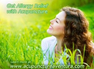 Treating Allergies with Acupuncture