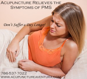 Acupuncture for PMS in Aventura and North Miami Beach Florida