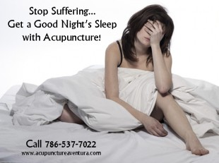 Acupuncture Highly Effective in Treating Insomnia