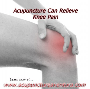 Knee Pain Relief with Acupuncture