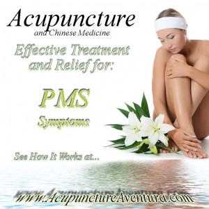 Acupuncture in the treatment of PMS symptoms in Aventura Florida