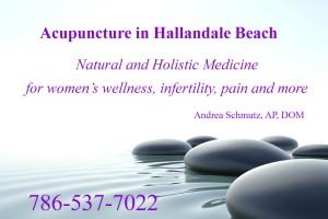 Acupuncture in Hallandale Beach Florida